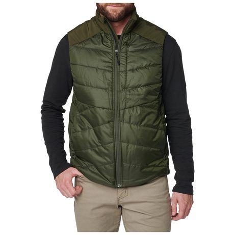 """Жилет утеплённый """"5.11 TacticalPeninsula Insulator Packable Vest"""" Moss"""