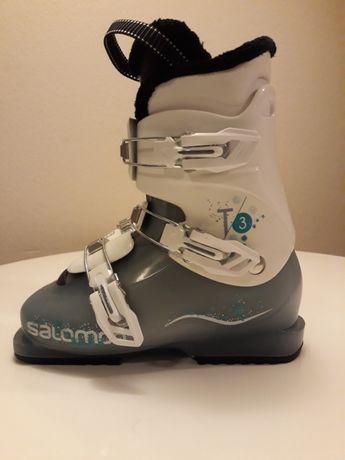 Buty narciarskie dla dziewczynki Salomon T3 Girlie RT r. 23/23.5