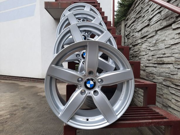 Alufelgi 17 BMW 5x120 3 5 X1 X3 F30 F25 F10 E90 E84 E83 E46 E60 NOWE!