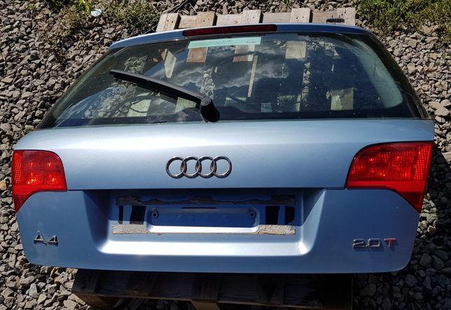 Tylna kompletna Klapa Audi a4 b7 LY5J