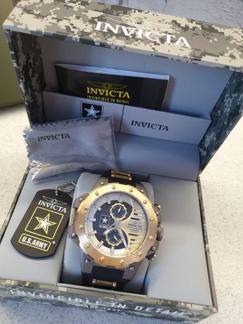 новые часы invicta