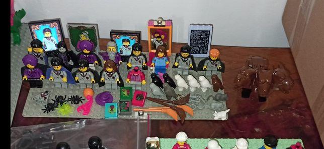 Lego mix figurek i klocków Harry Potter