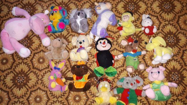 М'які іграшки