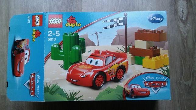 Klocki LEGO DUPLO 5813 Zig Zag McQueen