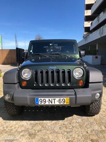 Jeep Wrangler 2.8 CRD ATX Sahara