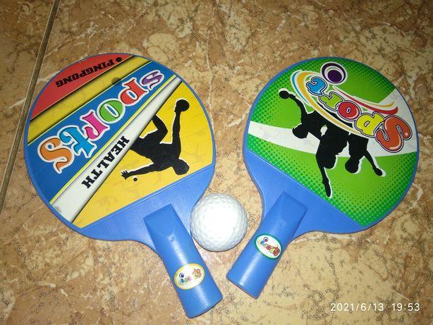Теннис детский игра
