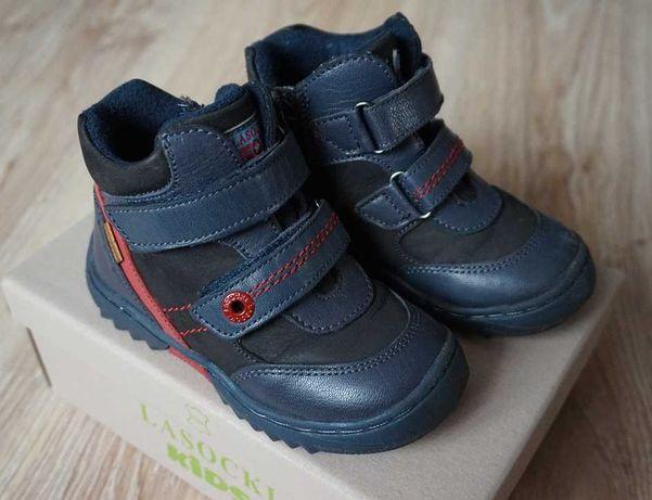 Kozaki buty chłopięce Lasocki kids r. 23