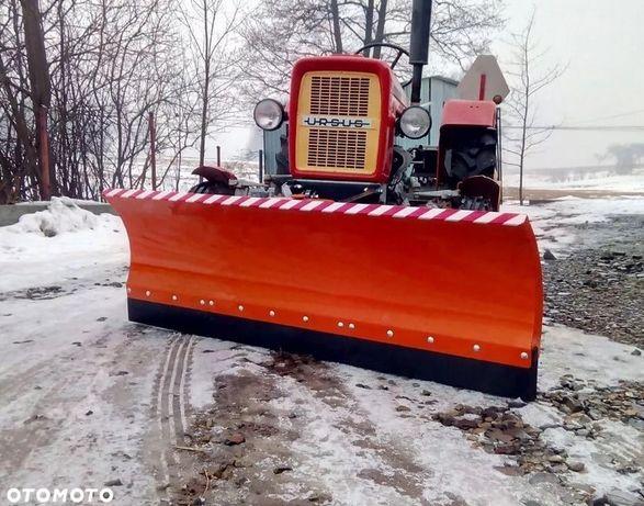 Pług śnieżny do Ursus C-360 330 MF-255 235 gwarancja nowy dowóz