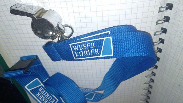 спортивный свисток туристический веревка германия шнурок карабин
