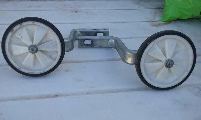 Rodas de apoio para bicicleta de criança