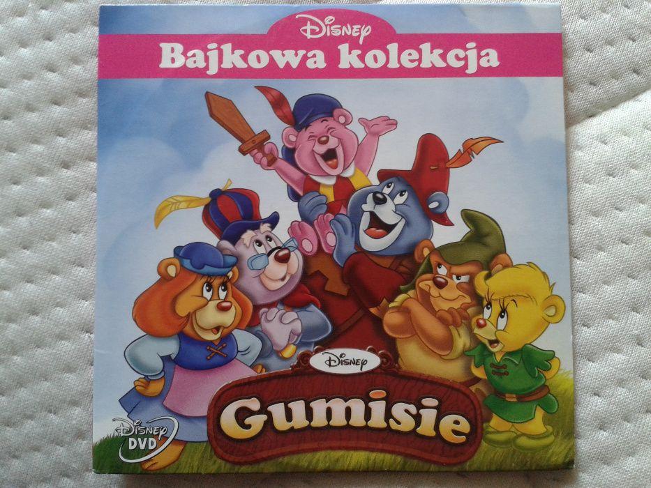 Płyta DVD bajka GUMISIE aż 6 odcinków na płycie !!! Poznań - image 1