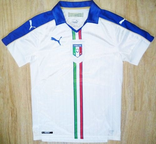 Футболка подростковая Puma (Italy_Forza Azzurri)