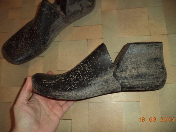 Колодки для обуви р.44, мужские, сапожные
