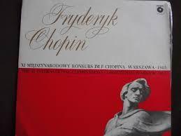 Fryderyk Chopin - XI Międzynarodowy Konkurs Im. F. Chopina