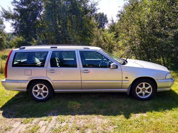 Volvo V70 2000r. Zadbane na chodzie