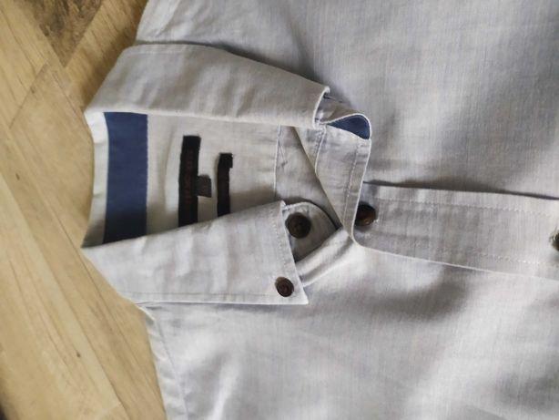 Koszula męska zestaw 4 sztuki XL idealne