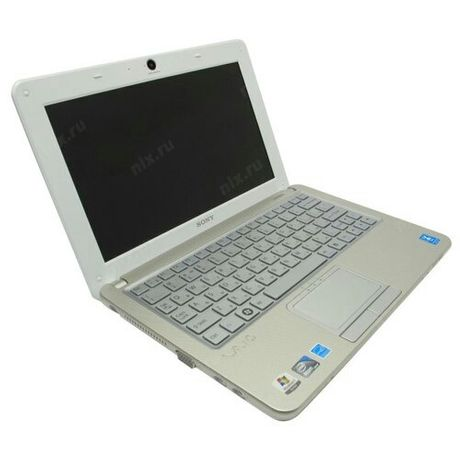 Ноутбук Sony VAIO VPC-W21S1R