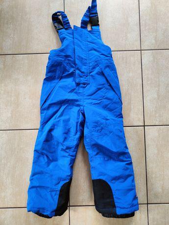 Spodnie narciarskie zimowe 98/104