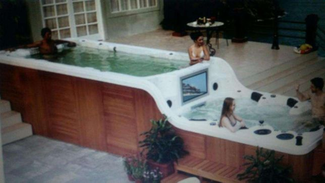 Jacuzzi piscina varios modelos de 2000 até 25000