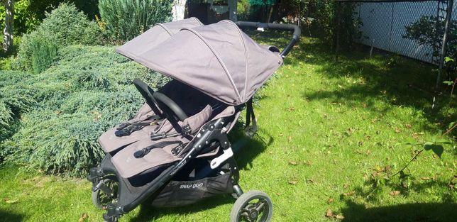 Коляска для двійні Valco baby Snap Duo, коляска для двойни