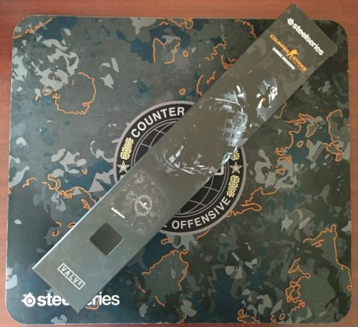 Tapete Steelseries QcK+ CS:GO Camo Edition