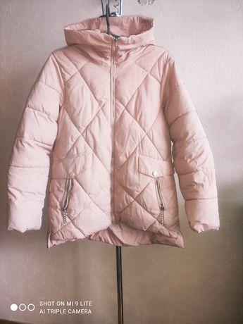 Куртка Пудра розмір М