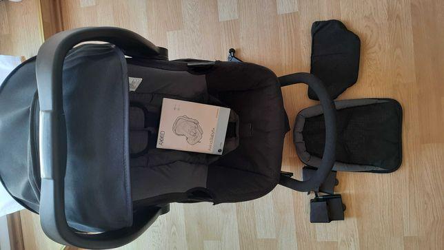 Fotelik samochodowy Axkid Babyfix RWF0-13