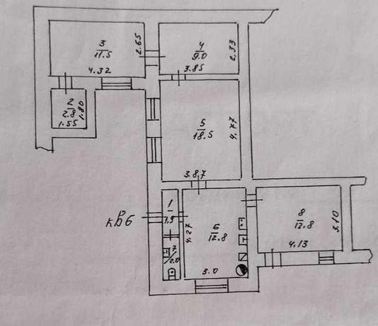 Таун хаус ул. Житкова, 3 ком, двор, гараж, подсобные помещения