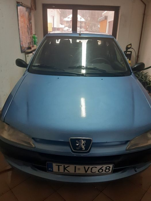 Peugeot 306 1.6 B+G Kielce - image 1