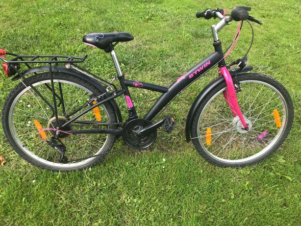 Używany rower dla dziewczynki B'twin Poply 540