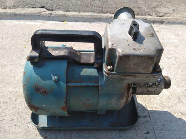 Электродвигатель тип ЭВ-147-00 к шлифовальной машинке ИЭ8201А