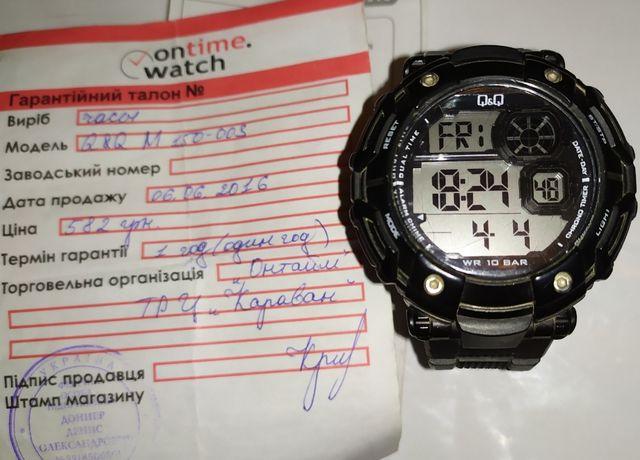 Часы Q&Q Original