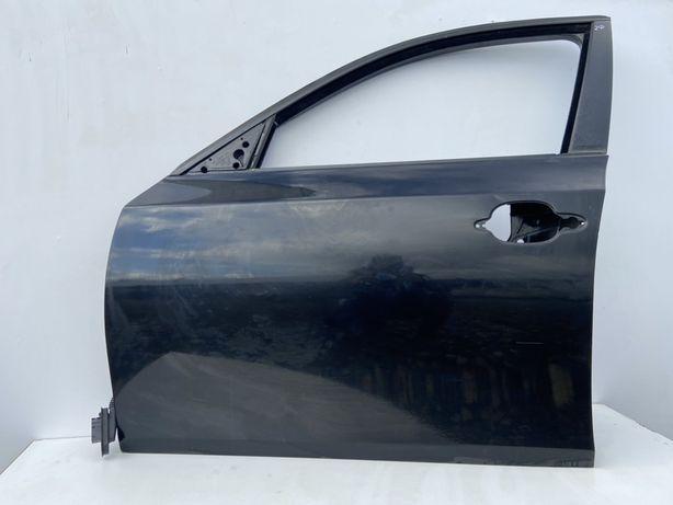 Дверька Дверь на БМВ Е60 Е61 Водительская Black Sapphire Metallic 475