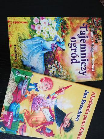 NOWE Sprzedam 2 lektury