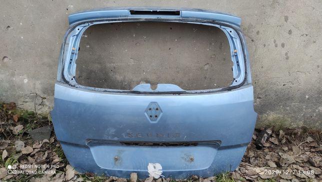Задня дверка ( ляда ) до Renault scenic 3