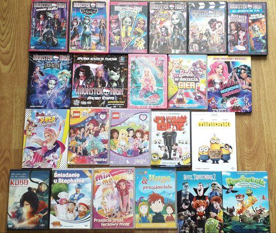 Bajki na DVD -zestaw