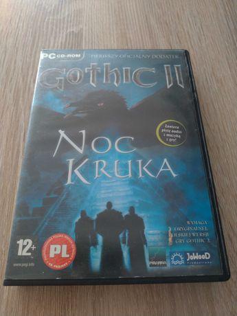 Gothic 2 Noc Kruka wydanie premierowe.