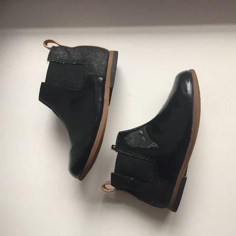 Ботинки Clarks, кожа, 145 мм