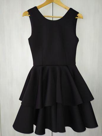 Sukienka piankowa rozm. 38