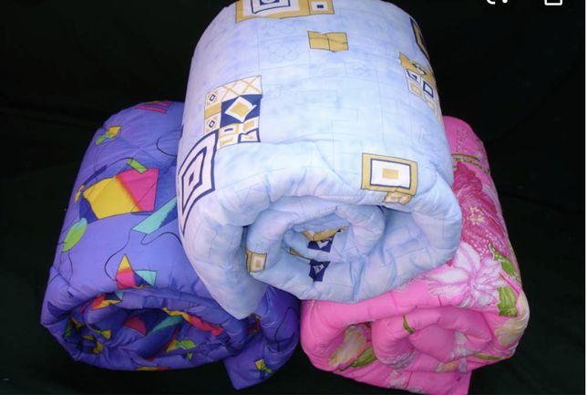 """Одеяло силиконовое """"Люкс топ"""",расцветка в ассортименте"""