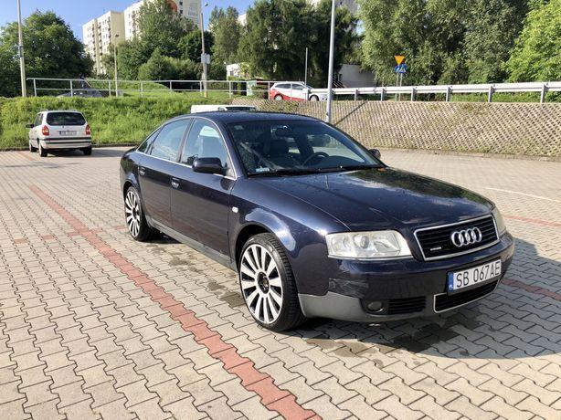 Audi a6c5 2.5tdi Quattro mozliwa zamiana