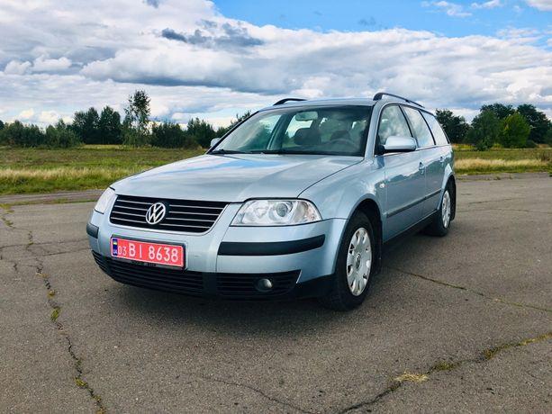 VW Passat 2003 1.6 МРІ бензин-газ