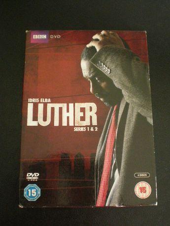 Luther - 1ª série + 2ª serie como novos