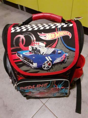Tornister plecak Hot Wheels