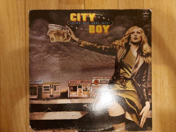 City Boy, Young Men Gone West, USA, 1977, bdb-