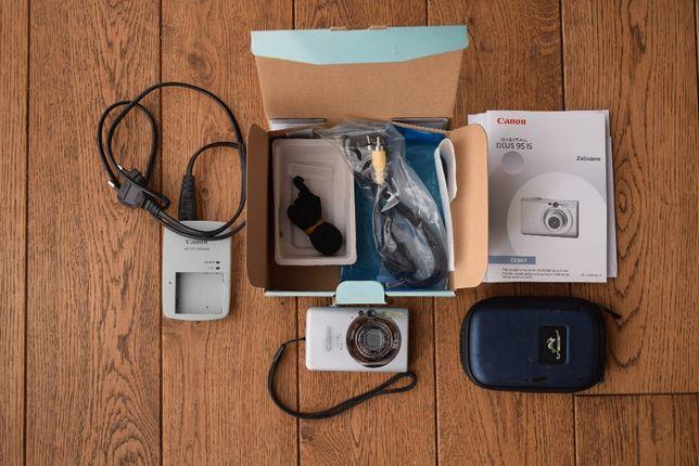 Aparat Canon Digital IXUS 95 IS
