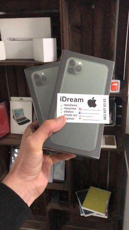 Apple iPhone 11 Pro 256 gb Midnight Green DualSim (2-sim) ГАРАНТИЯ!
