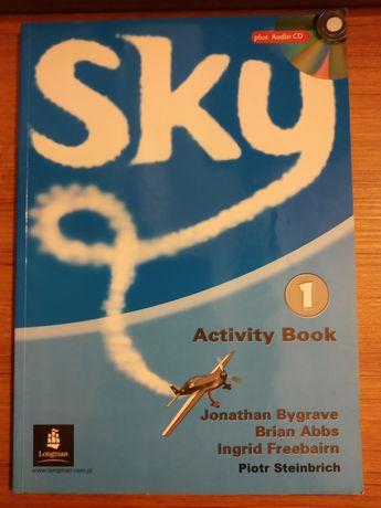 Sky 1 podręcznik+ćwiczenia do języka angielskiego 4-6