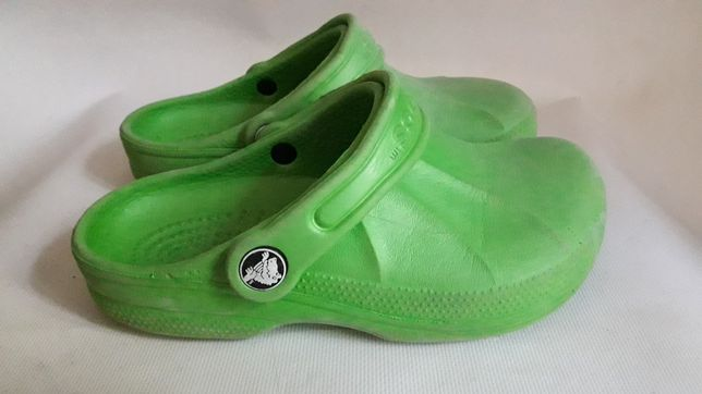 Crocks, кроксы детские, 21, см, 32 размер