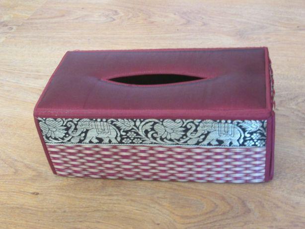 Chustecznik pudełko na chusteczki serwetnik